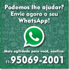 Atendemos Via WhatsApp